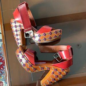 Marc Jacobs Red Heels